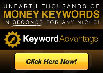 Keyword Advantage by Adam Short